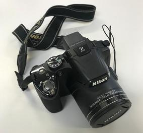 Câmera Nikon P510 + Case + 2 Baterias + Carregador