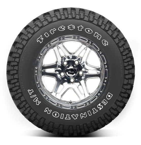 Neumático Firestone 31x10.5x15 Destination M/t-23º Ahora 18