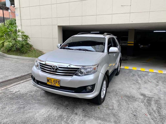 Toyota Fortuner 4x4 Automática 2.7