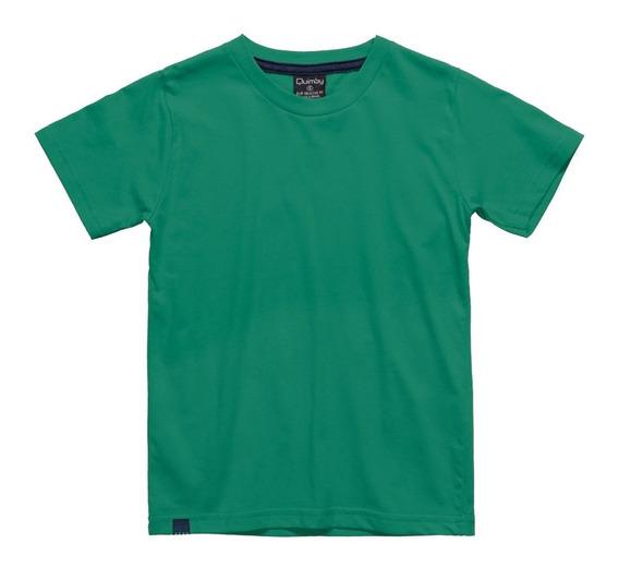 Camiseta Básica Infantil Quimby