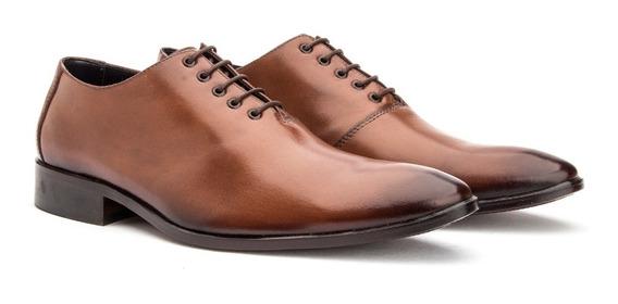 Sapato Social Masculino Lançamento Em Couro Legítimo