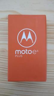 Motorola E6 Plus 32gb Grafito