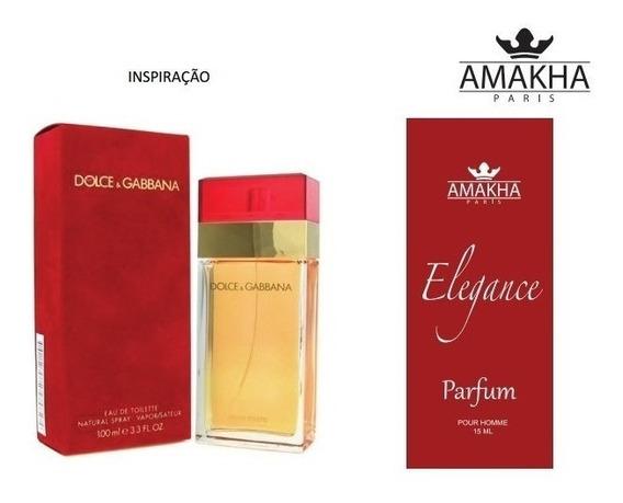 Perfume Amakha Paris Elegance Parfum Feminino Importados