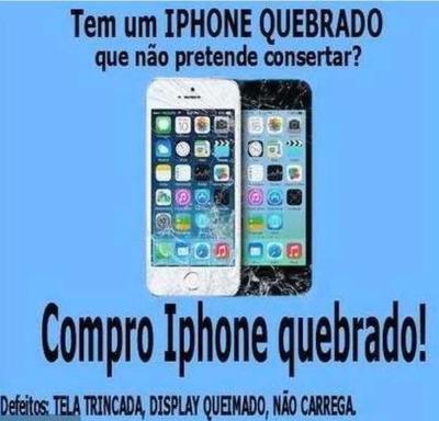 Compro Iphones Com Defeitos