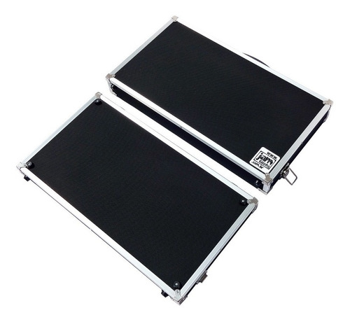 Imagem 1 de 3 de Case Pedal Board Pedais Pedaleira Boss Zoom 40x20x10 Cm