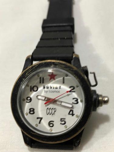 Relógio Soviet By Cosmos