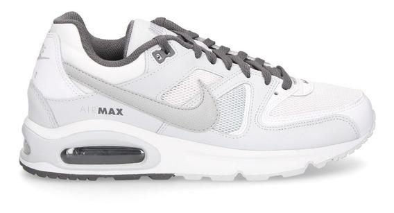Zapatillas Nike Air Max Command Hombre Originales 629993-107