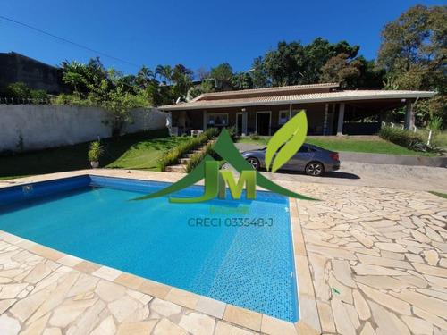 Chácara Em Atibaia 2.000 M ² Casa Nova  R$840 Mil - 682