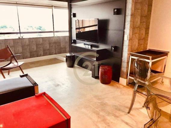 Maravilhoso Apartamento Com Um Dormitório À Venda, 70 M² Por R$ 619.000 - Lapa - São Paulo/sp - Ap17402