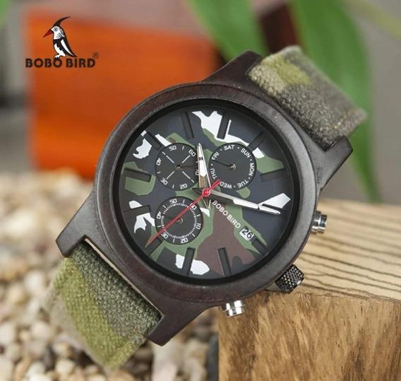 Relógio Militar.