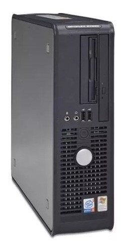 Cpu Dell Gx520 / P4 3.00ghz Dual Core / 2gb Ram / 80gb Hd