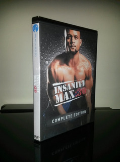Beachbody Shaun Week Insanity Max 30 / Fitness En Dvd