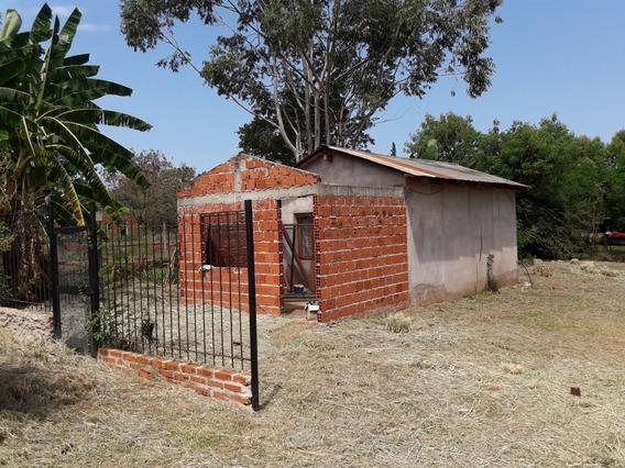 Vendo Terreno Con Casa Recién Terminada , Pozo De Agua, Baño