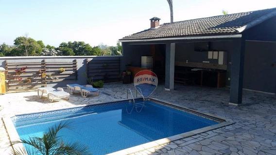 Casa Com 3 Suítes À Venda, 318 M² Por R$ 1.000.000 - Aruã Eco Park - Mogi Das Cruzes/sp - Ca0143