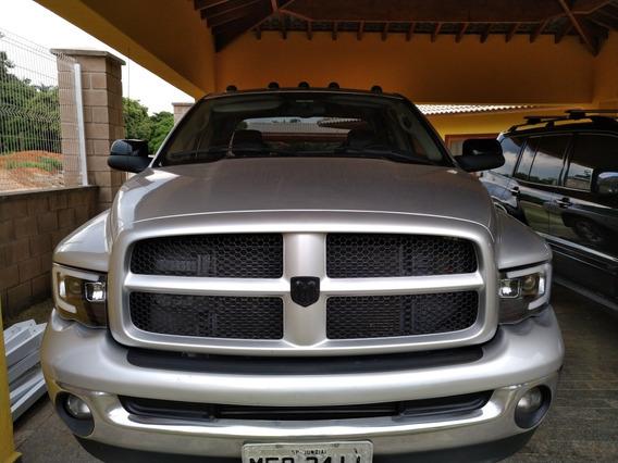 Dodge Ram 2500 Cabine Dupla Aceito Trocas Amarok / Frontier