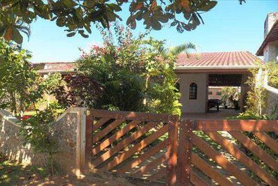 Casa Com 3 Dorms, Condomínio Lagoinha, Ubatuba - R$ 755.000,00, 160m² - Codigo: 439 - V439