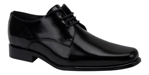 Zapato Vestir Uomo Di Ferro 810 D110712 Negro Envio Gratis