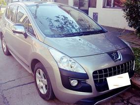 Peugeot 3008 1.6 Premium Plus Thp 156cv 2011 Cuero Techo