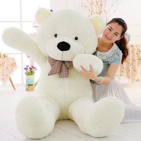 Urso Gigante 1metro 40 Cm Pronta Entrega (vem Cheio)