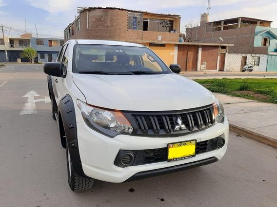 Camioneta Mitsubishi L200 Dk Version Highpower Modelo 2019