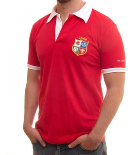 Camisa Rugby British And Irish Lions 1974