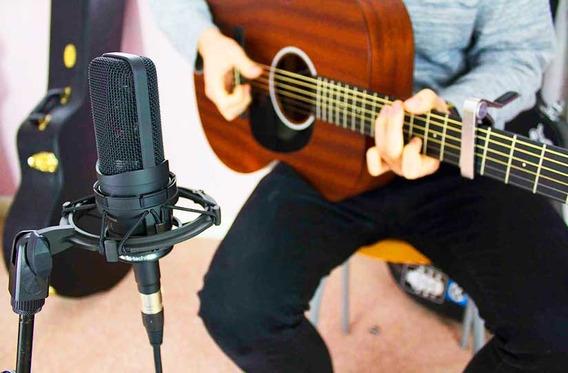 Curso De Mixagem E Masterização De Voz E Violão- 2020