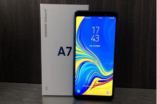 Samsung Galaxy A7 6 Meses De Uso 64gb (r$1300 Boleto)