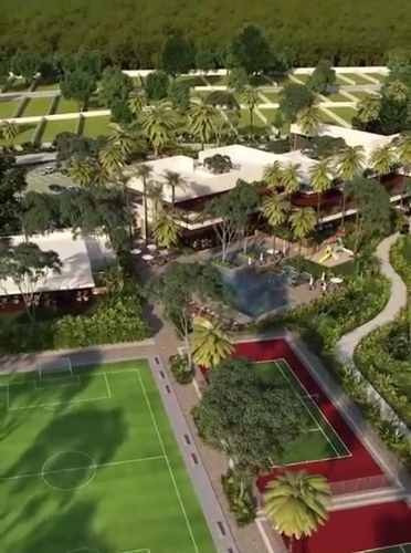 Lotes Residenciales Con Club De Golf 9 Hoyos Par 3 Y Amenidades