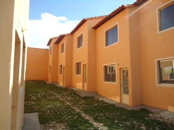 Casa Geminada Com 2 Quartos Para Comprar No Centro Em Esmeraldas/mg - 16195