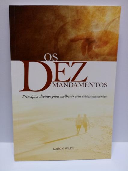 Livro Os 10 Mandamentos