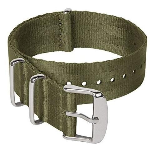 Imagen 1 de 5 de Correas De Reloj Arquero - Cinturones De Seguridad De Nylon