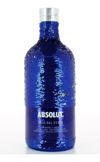 Vodka Absolut Sequin Limitado 750ml