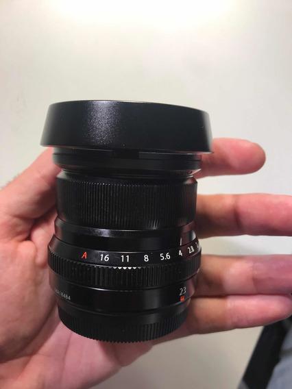 Lente Fujifilm 23mm F2
