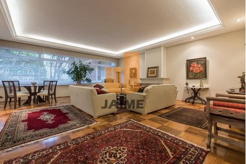 Apartamento Para Venda No Bairro Jardim Paulista Em São Paulo - Cod: Ja16010 - Ja16010
