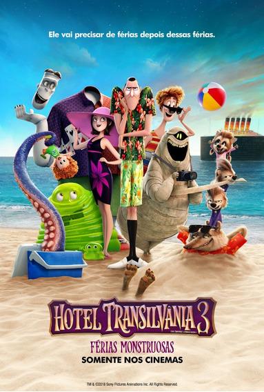 Hotel Transilvânia 3 - Filme Dublado Alta Resolução