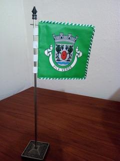 Bandeira De Mesa - Concelho De Vila Verde - Portugal