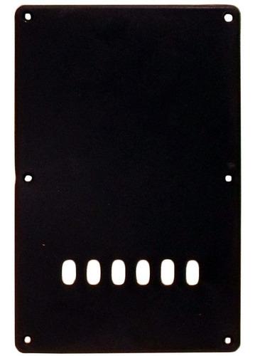 Tapa Trasera Sambong Bc011 Bc011b Black Negra Stratocaster