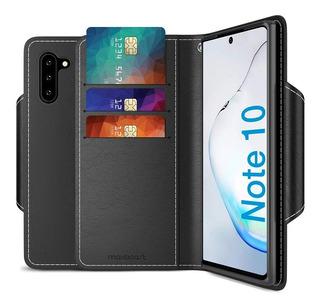 Funda Maxboost Billetera Wallet Samsung Galaxy Note 10