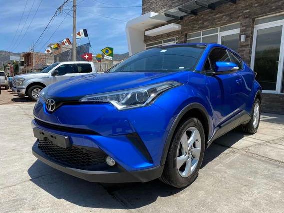 Toyota C-hr Cvt, A/ac,aut,f,led