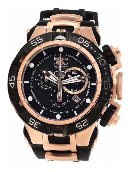 Relógio Pa0907 Invicta 12888 Subaqua Noma V Original + Caixa
