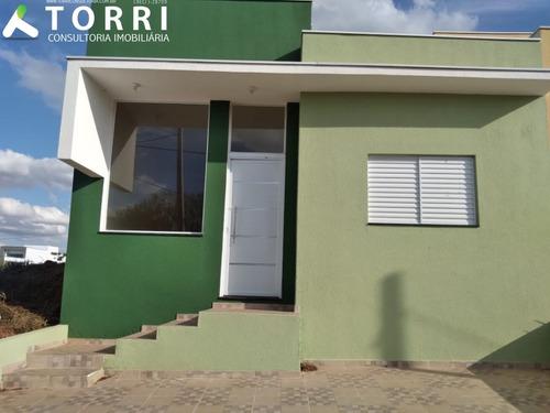 Imagem 1 de 26 de Casa No Condomínio Residencial Jardim - Cc00330 - 69669201