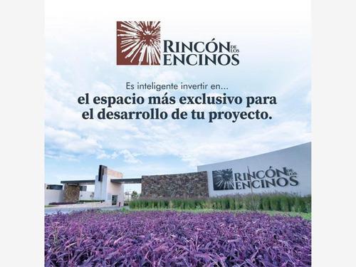 Imagen 1 de 8 de Terreno En Venta Rincón De Los Encinos