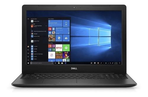 Notebook Dell Inspiron 3583 128gb Ssd 4gb Ram Pantalla 15.6
