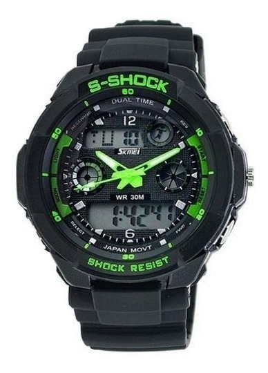 Relógio Skmei 0931 Masculino Original Militar Prova D