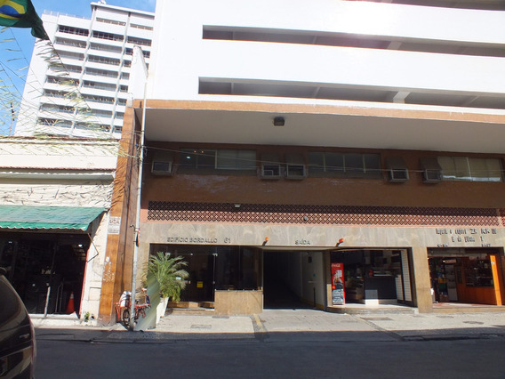 Sala Comercial No Edifício Bordallo Próximo Ao Saara-rj