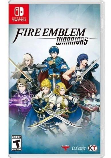 Fire Emblem Warriors Mídia Física Lacrado - Nintendo Switch