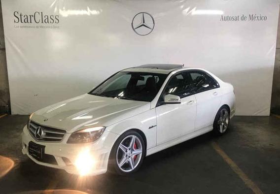 Mercedes-benz Clase C 4p C 63 Amg Aut