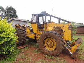 Tractor Motoarrastrador Caterpillar 518 Forestal