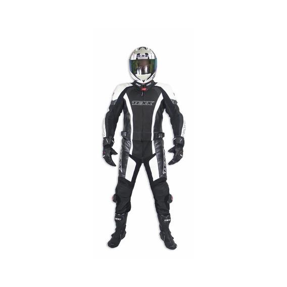 Macacão Texx Ghost 2 Peças Cinza/branco/preto Tam M