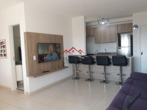 Apartamento A Venda Condomínio Fechado  Vista Park - Vila Nambi, Jundiaí - Sp - Ap00151 - 69195205